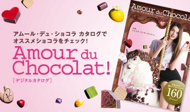 デュ ショコラ カタログ アムール 高島屋